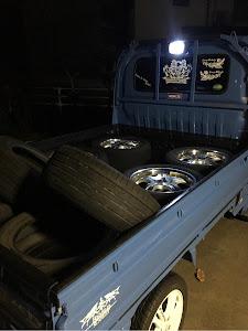 アクティトラック  HA9 ATTACK ベイブルーのカスタム事例画像 K.@遥照組さんの2018年12月23日21:30の投稿