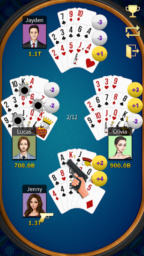 13 Poker - KK Pusoy (PvP) Offline not Online android2mod screenshots 8