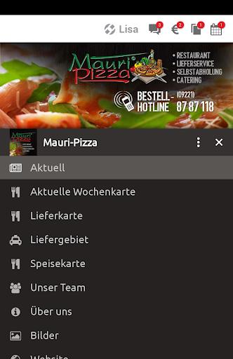 Mauri Pizza Screenshots 2