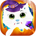 Halloween Party - JoJo Spa and DressUp Game icon