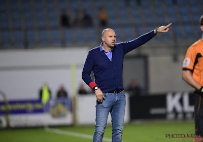 """Bob Peeters na de spectaculaire wedstrijd bij Roeselare: """"Ik denk dat de supporters een fantastische wedstrijd gezien hebben"""""""