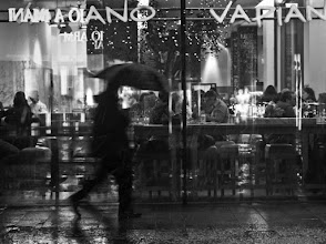 Photo: Insalata Mista, Vapiano - Hamburg  Yesterday on my way home from work. As it started to snow I choosed shooting over riding home quickly ;-)  #PlusPhotoExtract