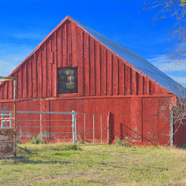 --------The Barn------- by Neal Hatcher - Buildings & Architecture Other Exteriors