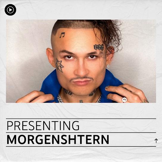 Presenting Morgenshtern