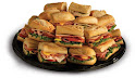 1) Sandwich or Wrap Platter