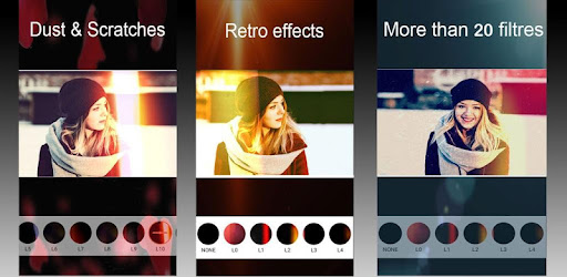 Lomography Effect app (apk) free download for Android/PC/Windows
