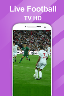 Live Football TV - Live HD Streaming - náhled