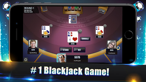 Blackjack Legends: 21 Online Multiplayer Casino Apk 1