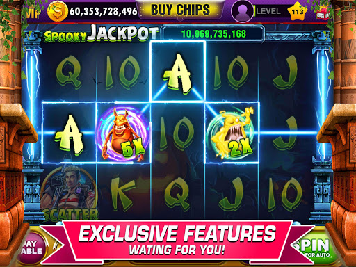 Slots : FREE Vegas Slot Machines - 7Heart Casino! 1.71 screenshots 16