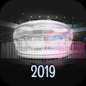 Multivariate Color 2019 icon