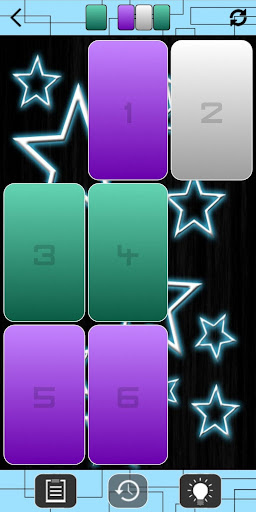 Color In Button - Puzzle with color buttons android2mod screenshots 2