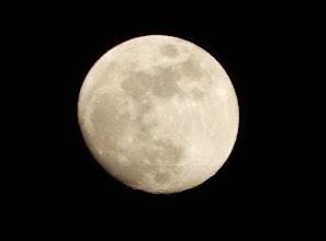 Photo: 今宵の月、十三夜月。
