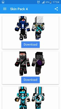 Download Assassin Skins For Minecraft By Storemcpe APK Latest - Assassin skins fur minecraft