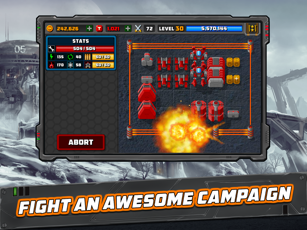 Super Mechs- screenshot