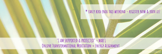 """I am Supported & Protected"" 