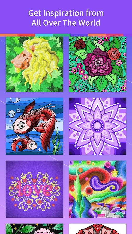Adult Coloring Book - Android Apps on Google Play