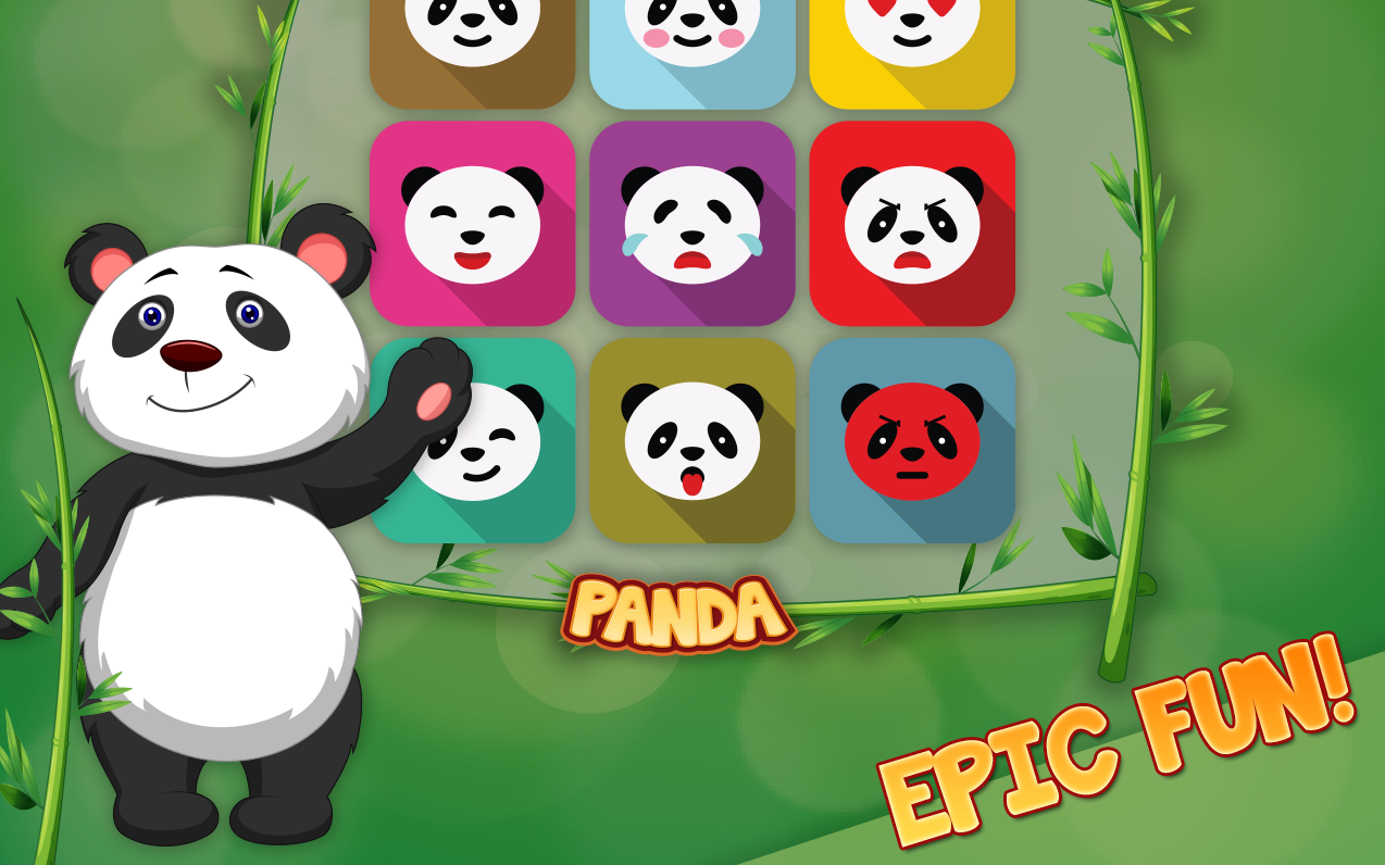 Pandas android games