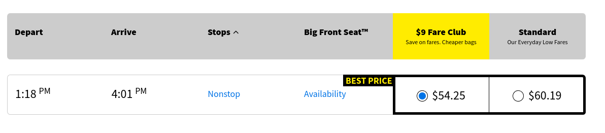 Save BIG on Spirit Airlines WITHOUT a $9 Fare Club