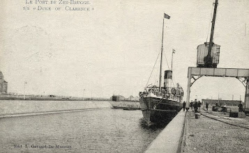 "Photo: ""Duke of Clarence"" (Zeebrugge-Hull)"