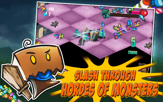 Slashy Hero APK screenshot thumbnail 8