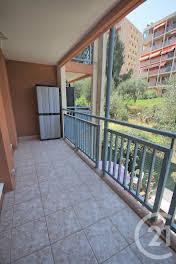 Appartement 2 pièces 25,51 m2