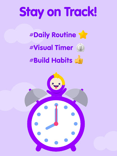 Timo Kids Routine Timer - from Morning to Evening 2.1.1 Screenshots 7