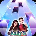 Kally's Mashup Piano Tiles Game icon