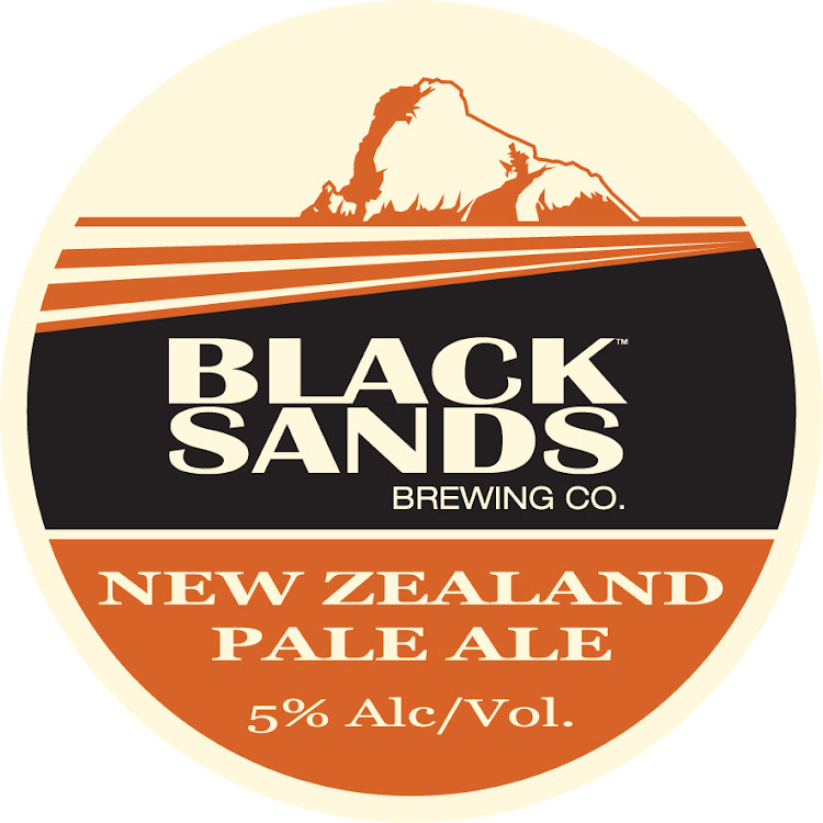 Logo of Black Sands Nz Pale Ale