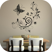 Wall Art Decoration Ideas In 3D / 2D Android APK Download Free By Pak Appz
