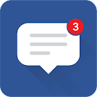 Social Video Messengers - Free Chat App All in one icon