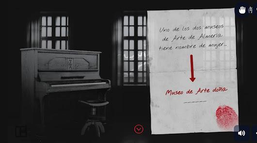 'Escape room' virtual en el Museo: un robo ficticio y acertijos para niños