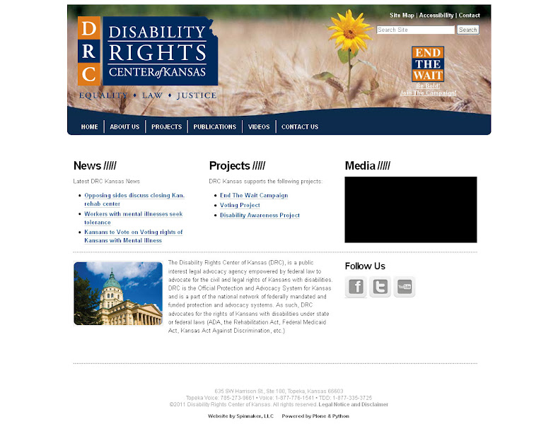 Photo: Disability Rights Center of Kansas