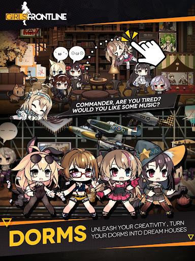 Girls' Frontline 2.005_160 screenshots 11