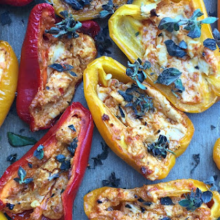 Cheese Stuffed Mini Peppers Recipes.