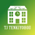 美容室・ヘアサロン TJ天気予報 公式アプリ icon