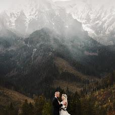 Wedding photographer Przemek Białek (przemekbialek). Photo of 04.10.2018