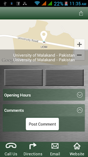 Univercity of Malakand screenshot 4