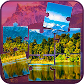 Nature Jigsaw Puzzle Game