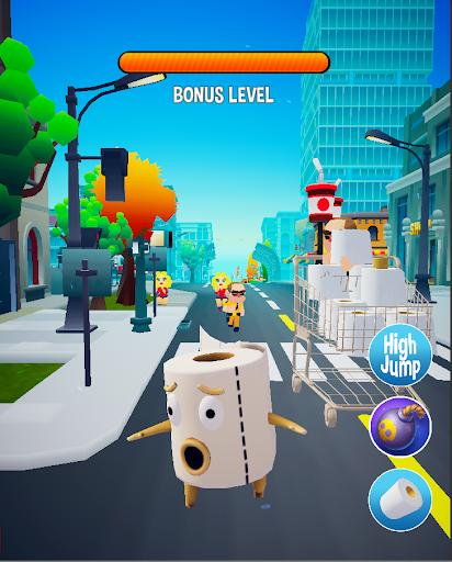 Télécharger Gratuit Rob Run Rich mod apk screenshots 2