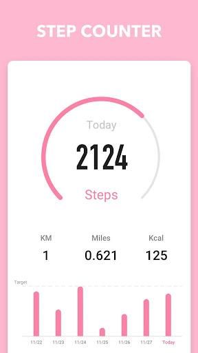 30 Day Workout: Fast Home Weight Loss & Diet Plans 1.1.43 screenshots 6