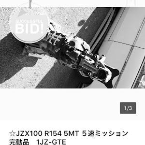 チェイサー JZX100 ツアラーVのミッションのカスタム事例画像 もりもりさんの2018年08月05日03:05の投稿