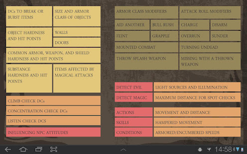 Dungeon Master Screen - Apps on Google Play