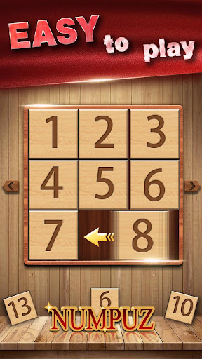 Numpuz: Classic Number Games, Num Riddle Puzzle screenshot 1