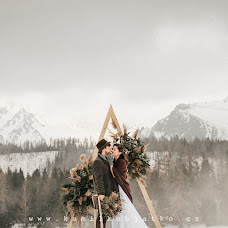 Wedding photographer Kamil Kubjatko (KamilKubjatko). Photo of 19.02.2019