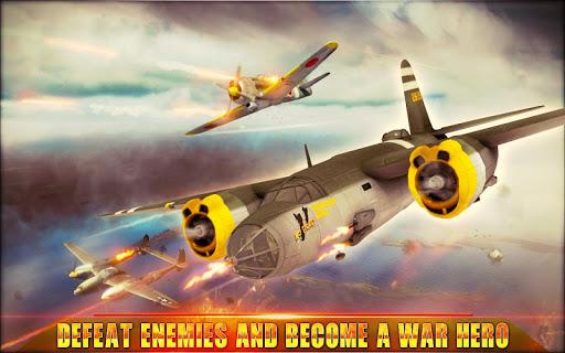 Real Air Fighter Combat 2018 2.0.0 APK MOD screenshots 1