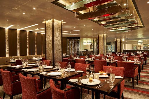 carnival-panorama-Fahrenheit555.jpg - Treat yourself to all your steakhouse favorites at Fahrenheit 555 Steakhouse on Carnival Panorama.