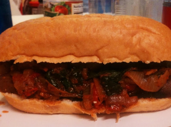 Tofurkey Italian Sausage And Peppers Recipe