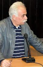 """Photo: Predavanje je otvorio Acim-YU1YV predsednik RK """"N.Beograd"""""""