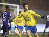 Volgens een scout van Eintracht Frankfurt is Kamada nog niet sterk genoeg om bij de Duitse club mee te kunnen