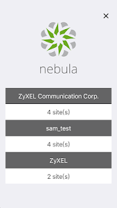 Nebula Mobile screenshot 2